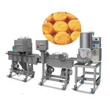 Popular Meat Potato Bread Crumb Forming Machine