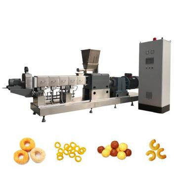 Autonmatic Fried Corn Flour 3D Bugles Snack Machine Pellet Snacks Food Making Machines