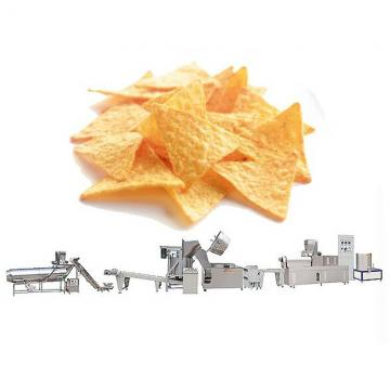 Effective Nacho Corn Chips Bugles Processing Line Making Machine
