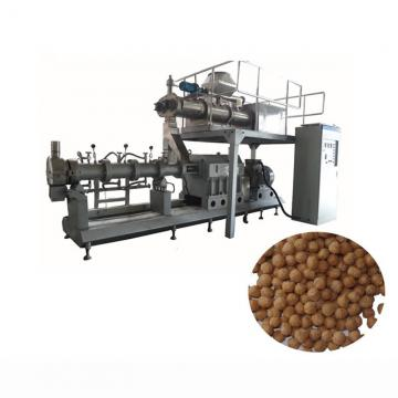 Three Layer Conditioner Pellet Mill Make Fish Food Extrusion Machine
