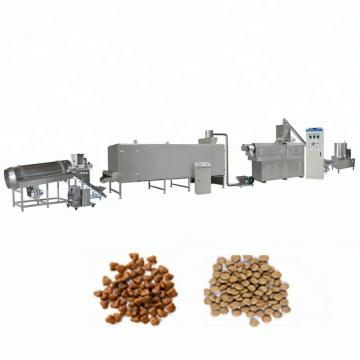 Large Scale Pet Cat Dog Food Fish Feed Making Machine