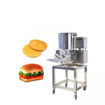 Hamburger Meat Patty Forming Making Machine Hamburger Patty Press Maker