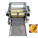 Commercial electric tortilla press puri and chapati roti press machine