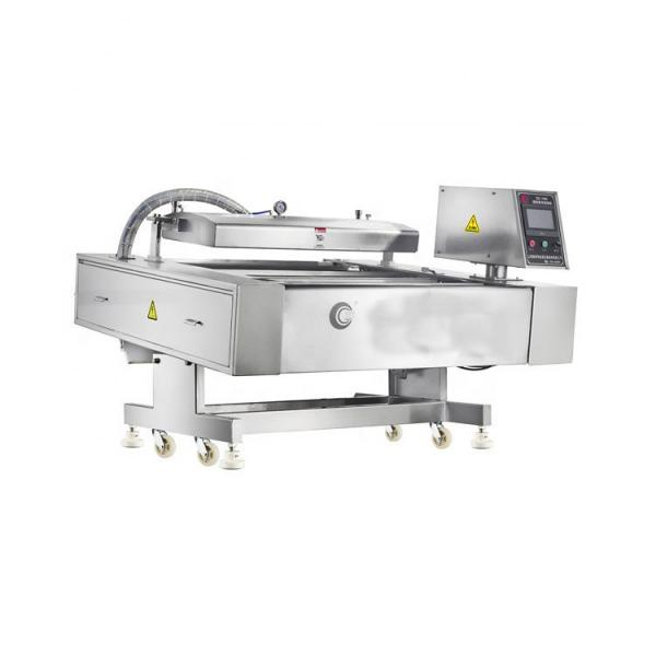Automatic Thermoforming Food Vacuum Meat Package/Pack/Packing/Packaging Machine #1 image