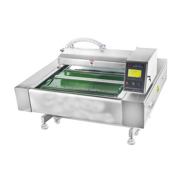 Type L Seal Stand Single Vacuum Sealing Packing Packaging Machine for Meat Food (AV-800) #1 image