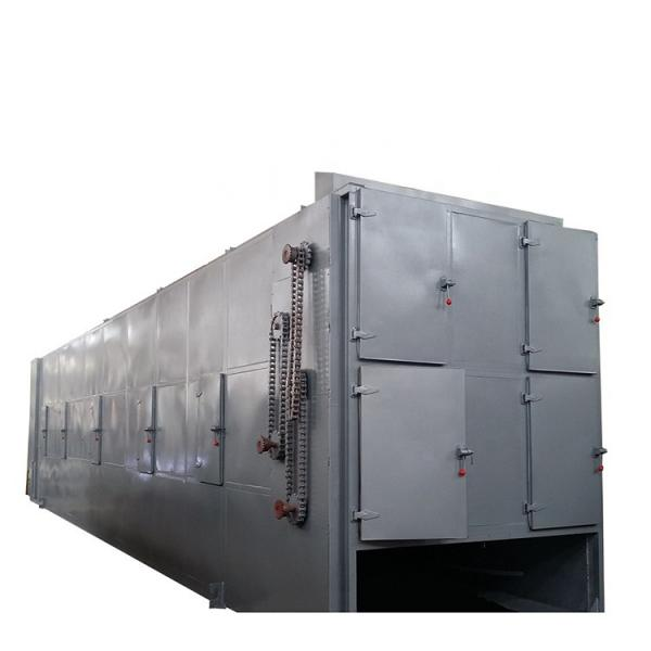 Large Industrial Continuous Microwave Dryer with Belt Conveyor #1 image
