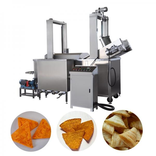 New Condition Corn Flakes Processing Line/New Products Corn Chips Making Machine for Small Factory #1 image