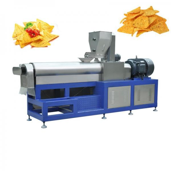 Fried Snack Food Corn Flour Bugles Chips Making Machine #1 image