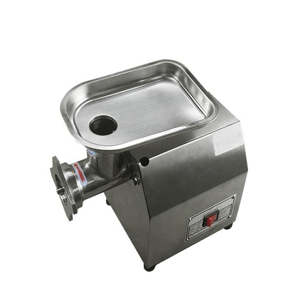 Hr8 Commercial Food Processor Electric Motor Cast Iron Meat Grinder Machine Industrial Meat Grinder #1 image