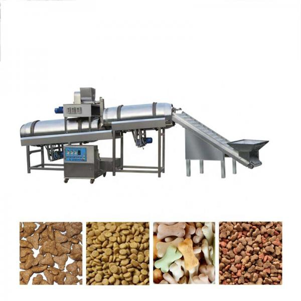 Dry Dog Cat Pet Food Production Line Animal Food Making Machine #1 image