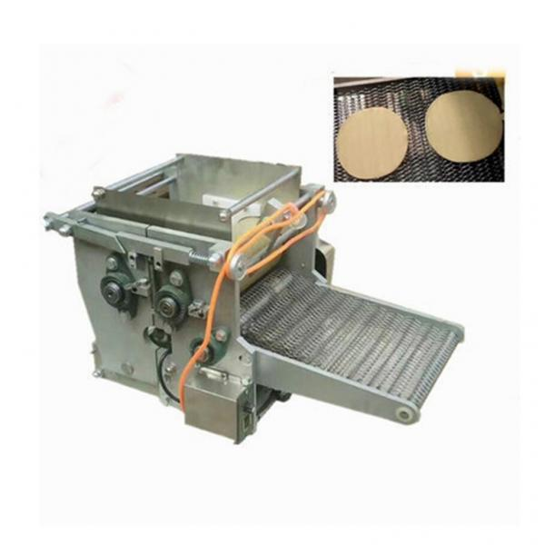 China Jinan Famous Full Automatic Price Corn Tortilla Making Machine #1 image