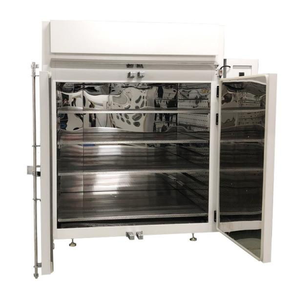 High Efficiency Double Door Industrial Cyclic Heating Hot Air Drying Oven #1 image