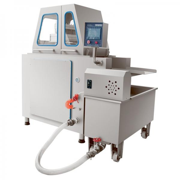 Commercial Frying Processing Machine Food Fryer Potato Chips Crisp Fryer French Fries Cashew Nuts Donut Meat Fish Deep Fryer #1 image