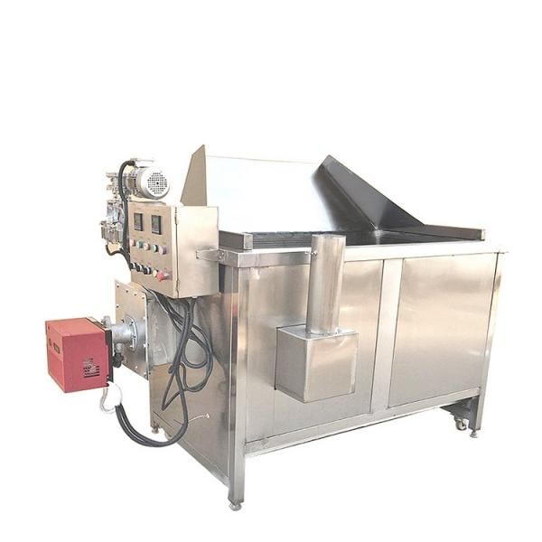 Fully Automatic Continuous Potato Chips/Crisp Frying Machine #1 image