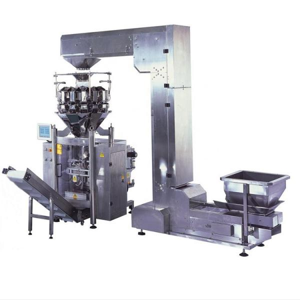 Automatic Coffee Pod Ice Tube Kurkure Saffron Pouch Packaging Packing Machine #1 image