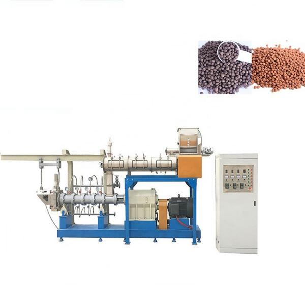 Animal Aquarium Pet Dog Cat Monkey Fox Bird Tilapia Floating Fish Feed Pellet Production Machine Snack Food Mill Processing Making Extrusion Line for Sale #1 image